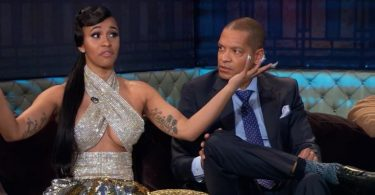Cardi B and Peter Gunz Get Into Heated Discussion on the Love & Hip Hop 6 Reunion Pt 2