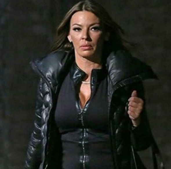 Mob Wives Star Drita D'Avanzo Won't Be Charge