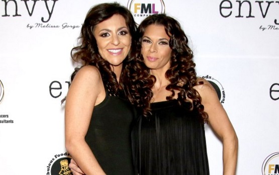 Robyn Levy threatens Jacqueline Laurita