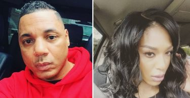 Rich Dollaz Gets Denied By Moniece Slaughter