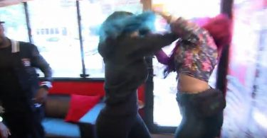 Sky And Donna Fighting on Black Ink Crew