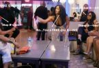 Joseline Hernadez Throws a Drink in Mimi Face