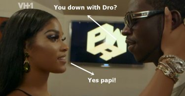 Is Young Dro Joseline's Baby Daddy