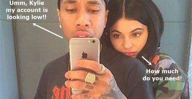 Has Tyga Been Using Kylie Jenner for Her Money