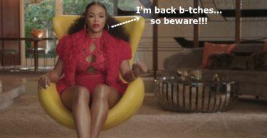 Masika Kalysha Is Back B-tches; Let The Drama Begin