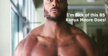 Pettylympics: Matt Jordan BASHES Kenya Moore Again