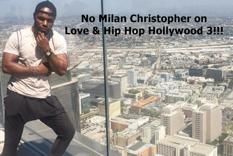 Milan Christopher FIRED from LHHH For Divatude; Milan Responds