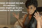 Karen King Stressed by Joseline Restraining Order Against Tommie