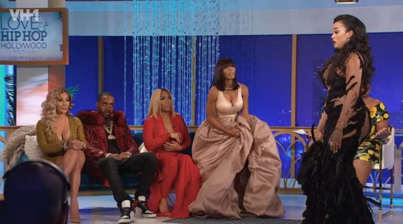 LHH Hollywood 3 Reunion Pt 2: Feuds, Name Calling Oh My
