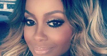 Phaedra Parks + Apollo Nida Divorce Finalized