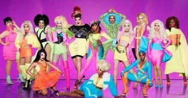 Season 10 Queens Bring It to RuPaul's Drag Race!