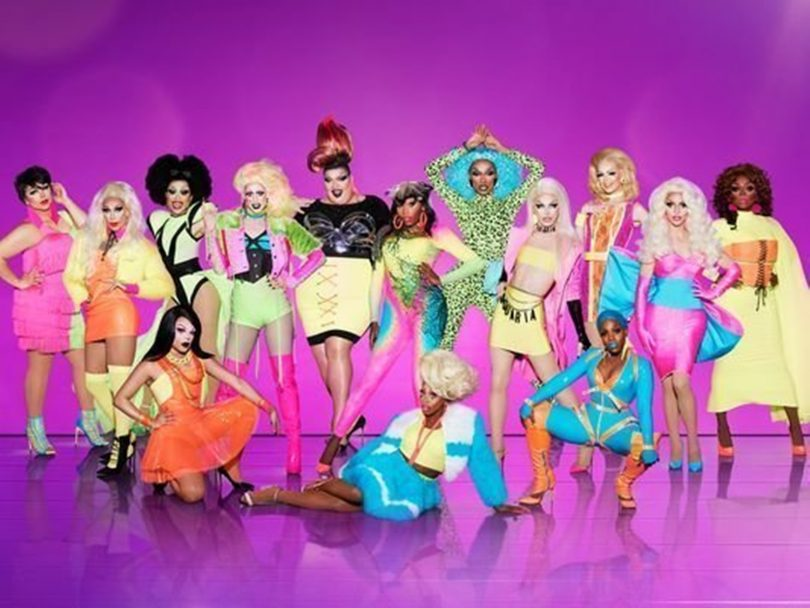 Season 10 Queens Bring It to RuPaul's Drag Race!