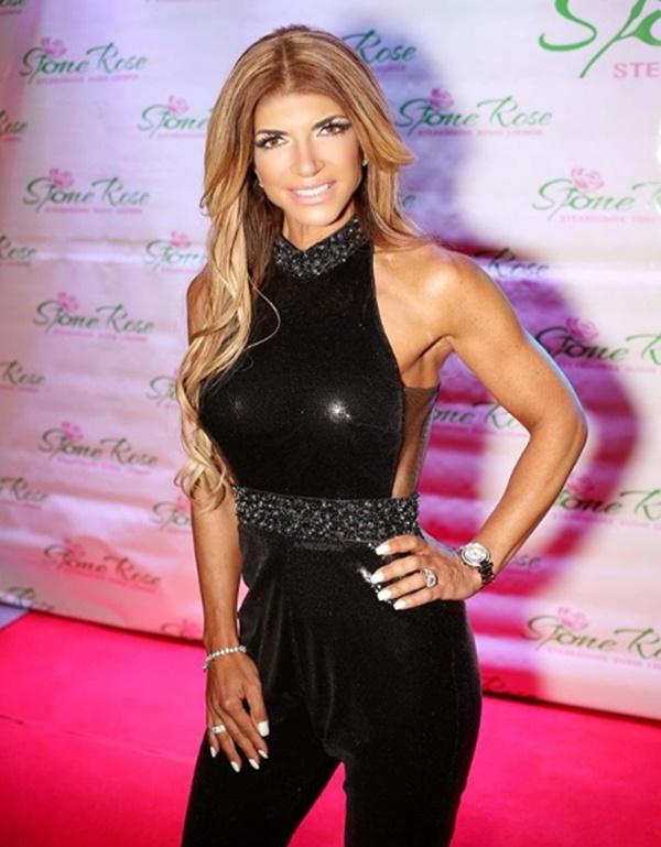 RHONJ Star Teresa Giudice is a Bodybuilder Now