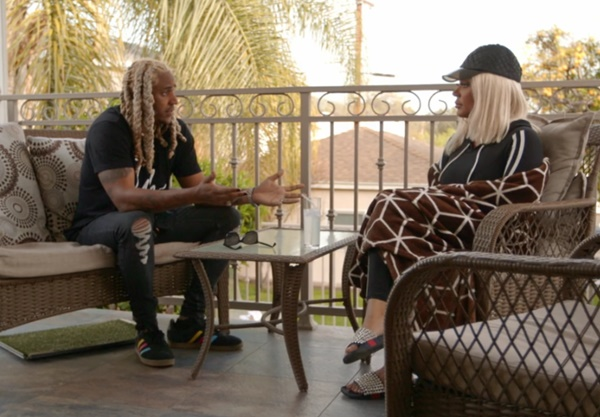 Lyrica Anderson Pregnant + A1 Bentley Proud to Be a Daddy