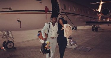 Ray J + Princess Love Private Plane Makes Emergency Landing