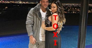 Ronnie Ortiz-Magro's GF Jen Harley Arrested on Battery Charge