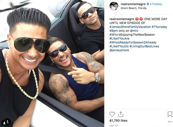 Ronnie Margo Explains Why He Was MIA from VMAS
