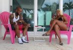 Joseline Hernandez + Tory Lanez Cozy Up Poolside