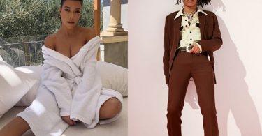 Kourtney Kardashian Dating 20-Year-old Grown-ish Actor