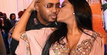 Porsha Williams Gender Reveal Party for Her Baby