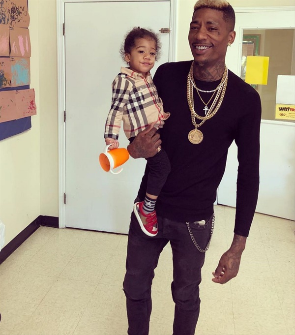 Meet LHH Hollywood Star Solo Lucci's Son Sir-Honor