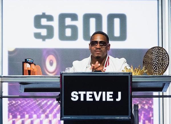 Stevie J FIRED From Love & Hip Hop Atlanta