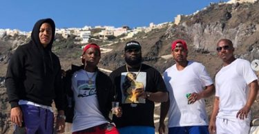 Toya Wright + Robert Rushing Greece Vacay or Secret Wedding?