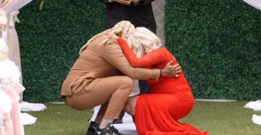 A1 Bentley + Lyrica Anderson Renew Vows Despite Safaree Rumors