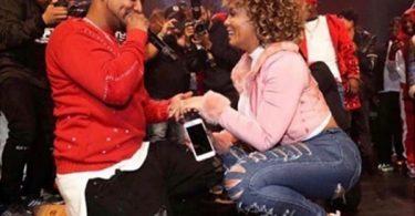 #SheSaidYes Juelz Santana + Kimbella Engaged