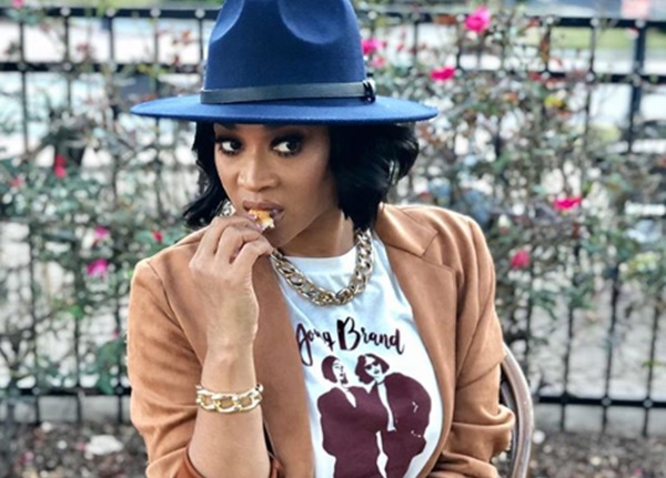 Mimi Faust Hit By Uncle Sam Wanting Some of Those Bags