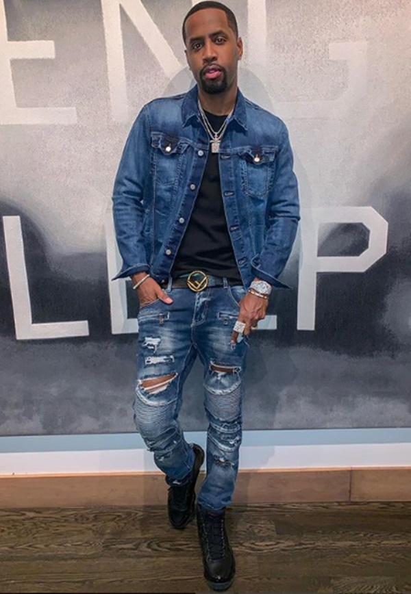 Safaree Samuels + Erica Mena Dating?