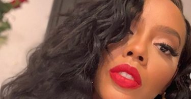 Angela Simmons Tributes Ex Fiance Sutton Tennyson