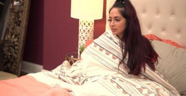 Jersey Shore: Angelina Pivarnick Denies Obsession with Vinny