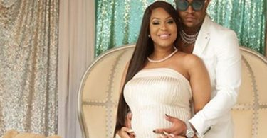 Lyrica Anderson + A1 Reveal First Photo of Baby Ocean