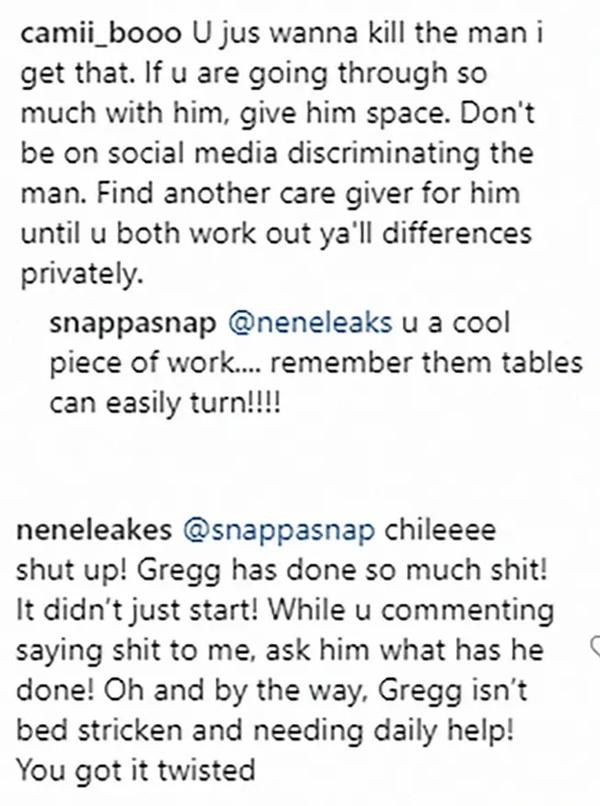 Is NeNe Leakes Husband Gregg Leakes Still Cheating?