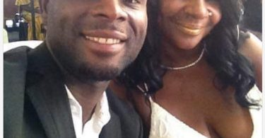 A1's Mama Pam Bentley Shows Off African Husband