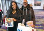 Merry Christmas: Porsha + Dennis Helping Kids with 4hosea