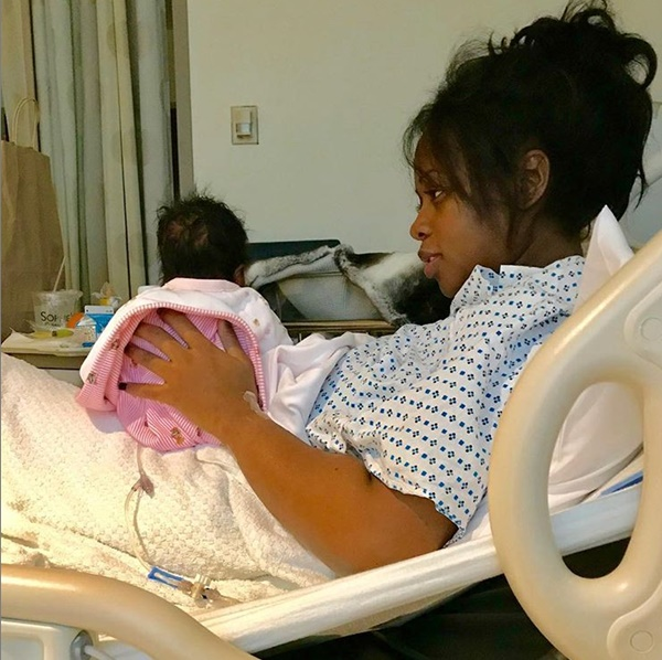 Remy Ma + Papoose Baby First Look Photo