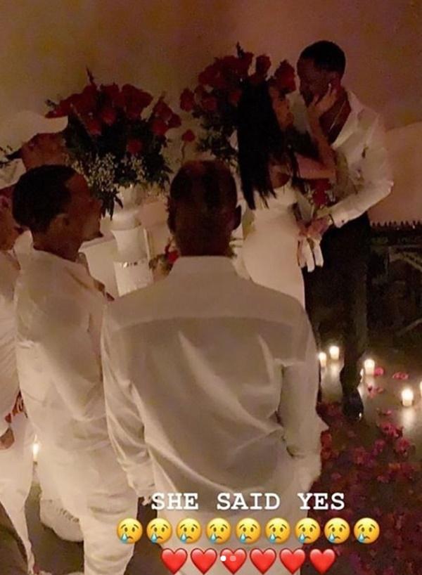 Safaree + Erica Mena Are Engaged