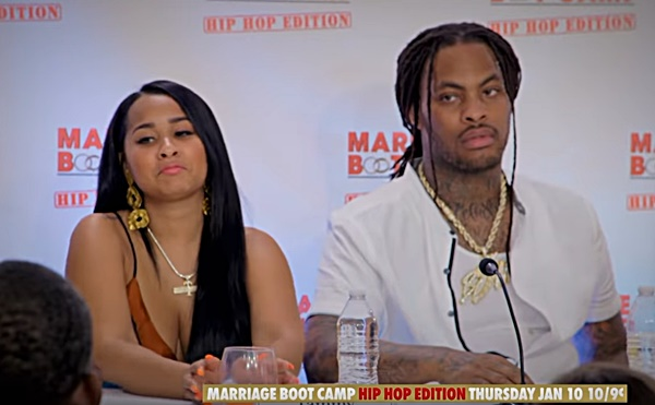 Marriage Boot Camp: Hip Hop Edition Casts Love & Hip Hop Couples