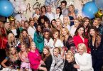 Real Housewives Dancing on Tables at Andy Cohen Baby Shower