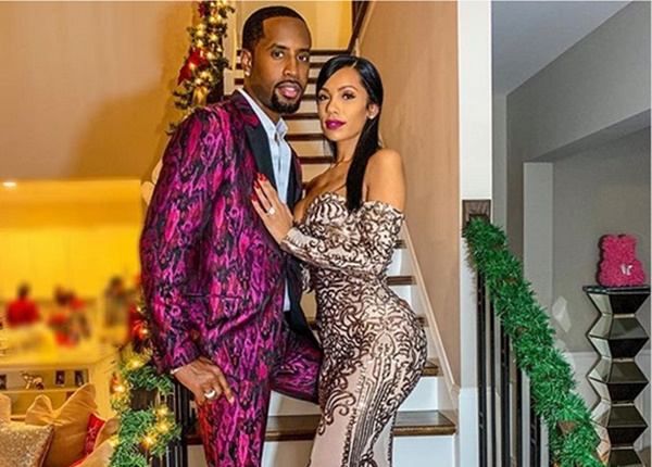 Erica Mena Officially Changes Her Last Name