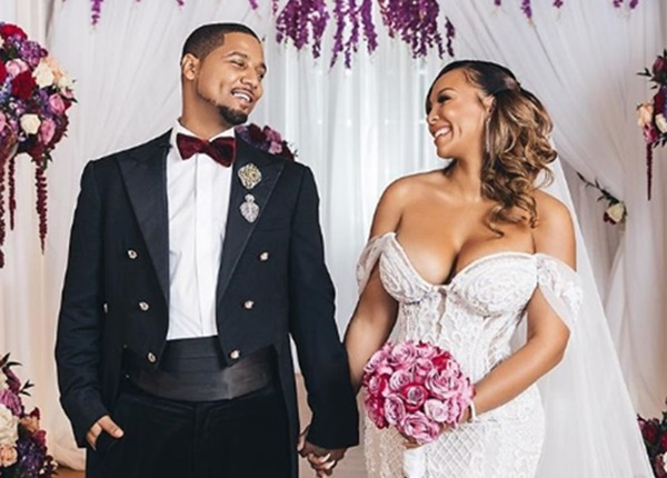 Juelz Santana + Kimbella Officially Tied The Knot