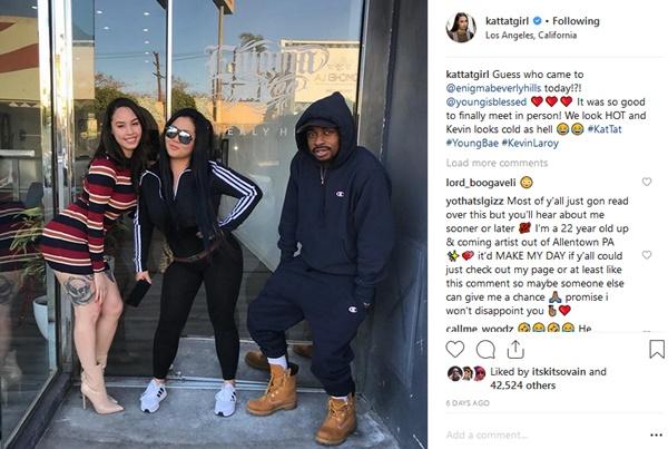 Former Black Ink Chicago Star Kat Tat Gets New Reality TV series