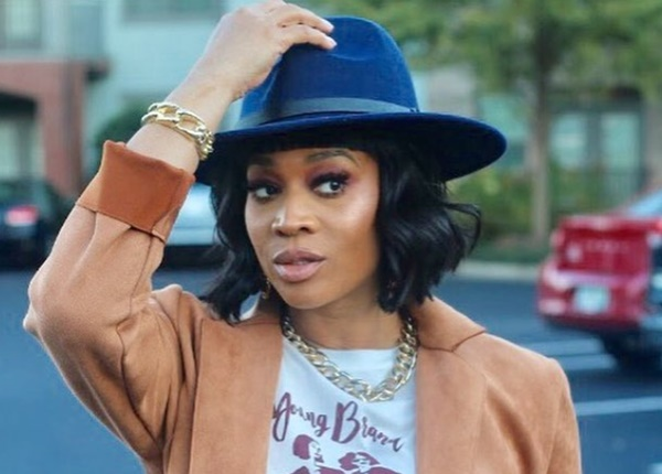 Love & Hip Hop Star Mimi Faust in Serious Debt