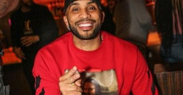 Tone Kapone Confirms He's Dating Phaedra Parks