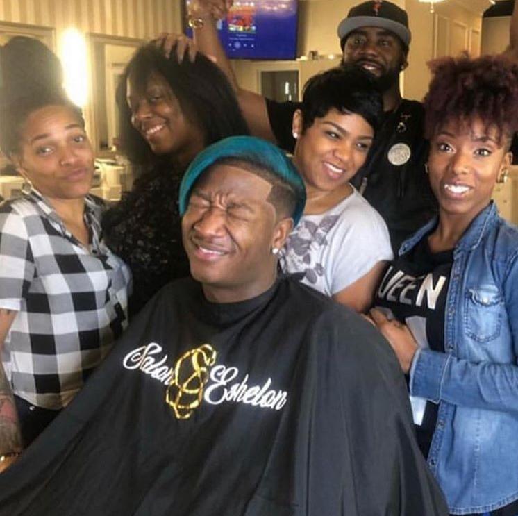 "Yung Joc Drops The Mic on ""Hair & Fleek"" Challenge"