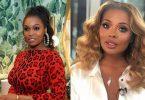 Atlanta Housewivis Marlo Hampton Calls Newly Wed Eva's A Scammer