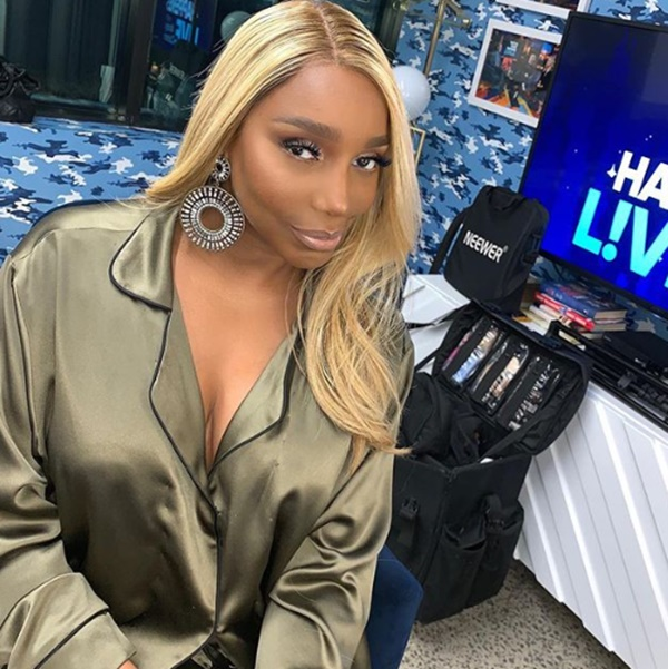 NeNe Leakes Sets The Record Straight on Andy + Real Housewives