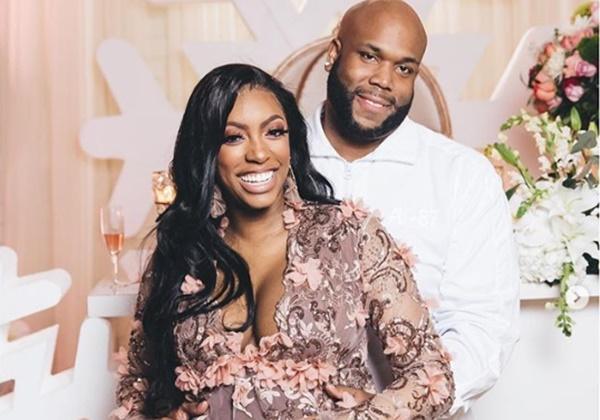 """""""Maury"""" Gifts Pregnant Porsha Williams & Fiancé """"You Are The Father"""""""
